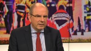 """Koen Geens: """"Beetje jaloers op Duitse sociale cohesie"""""""