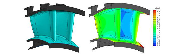 Image of Design Plateability Analysis for turbine blades