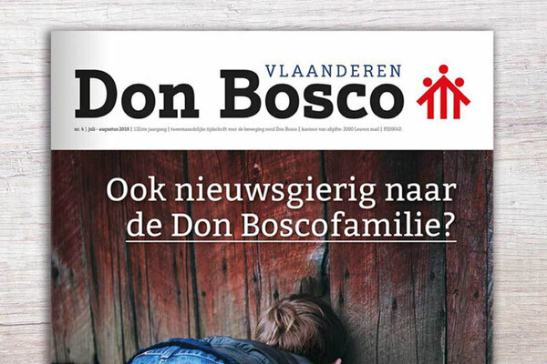 Afbeelding bij Don Bosco Vlaanderen