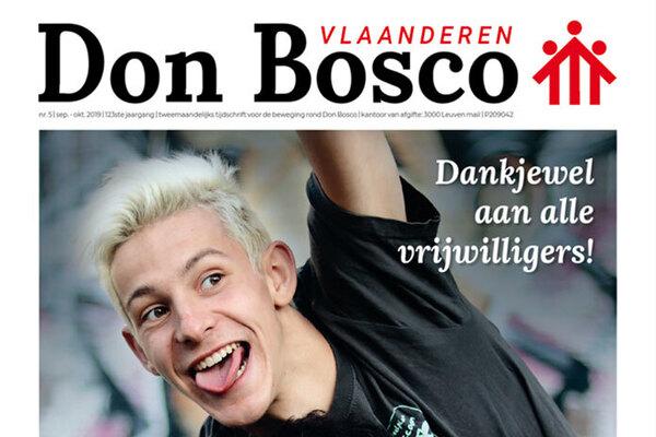 Afbeelding bij Don Bosco Vlaanderen september/oktober 2019