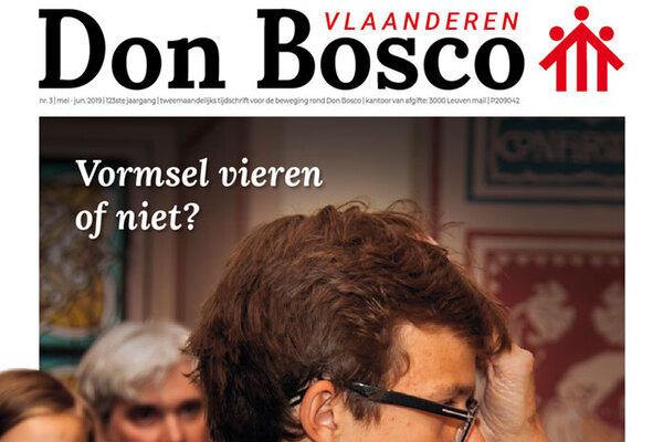 Afbeelding bij Don Bosco Vlaanderen MEI/JUNI 2019