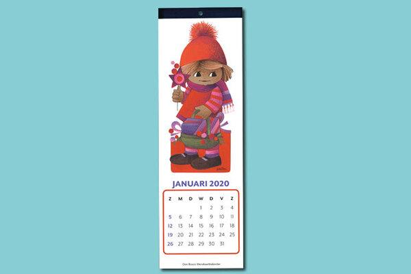Afbeelding bij Wenskaartkalender 2020