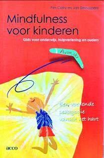 kaft mindfulness voor kinderen