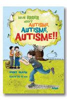 kaft mijn broer heeft autisme