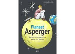 kaft van Planeet Asperger