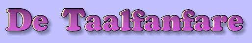 logo De Taalfanfare