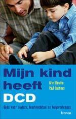 kaft van mijn kind heeft DCD