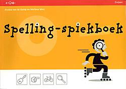 kaft het spelling-spiekboek