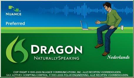 logo dragon NaturallySpeaking