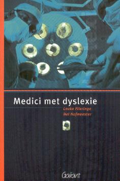 kaft medici met dyslexie