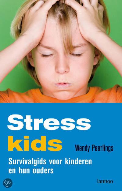 kaft stresskids, survivalgids voor kinderen en hun ouders