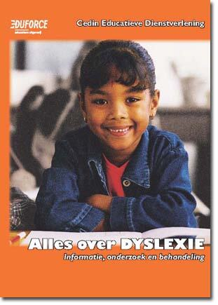 kaft alles over dyslexie