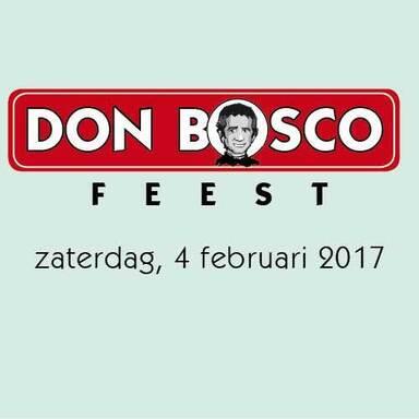 afbeelding bij Don Boscofeest