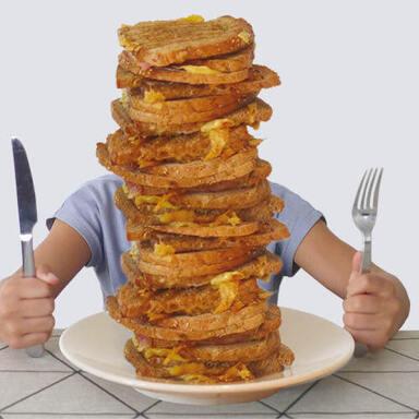 afbeelding bij Pancake(c)roque