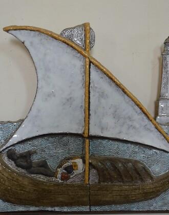 Jesus' return home part II: Jesus' appearance at the Sea of Galilee in John 21