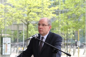 Bericht Minister Geens aan ambtenaren FOD Financien