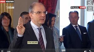 Koen Geens nieuwe Minister van Justitie
