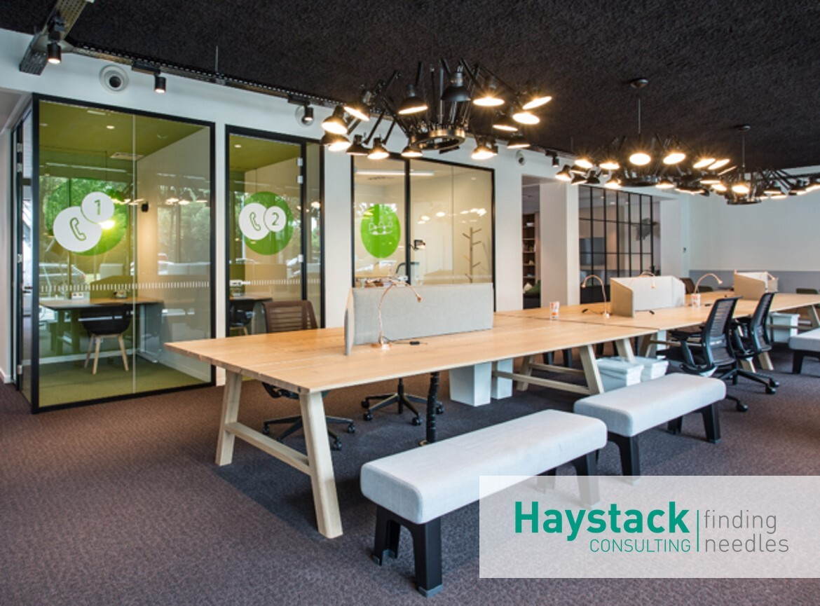 Haystack Consulting Greenhouse Office