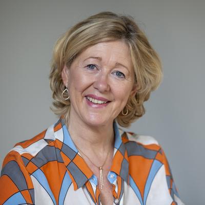foto van Michèle <br>De Beir-Pollet