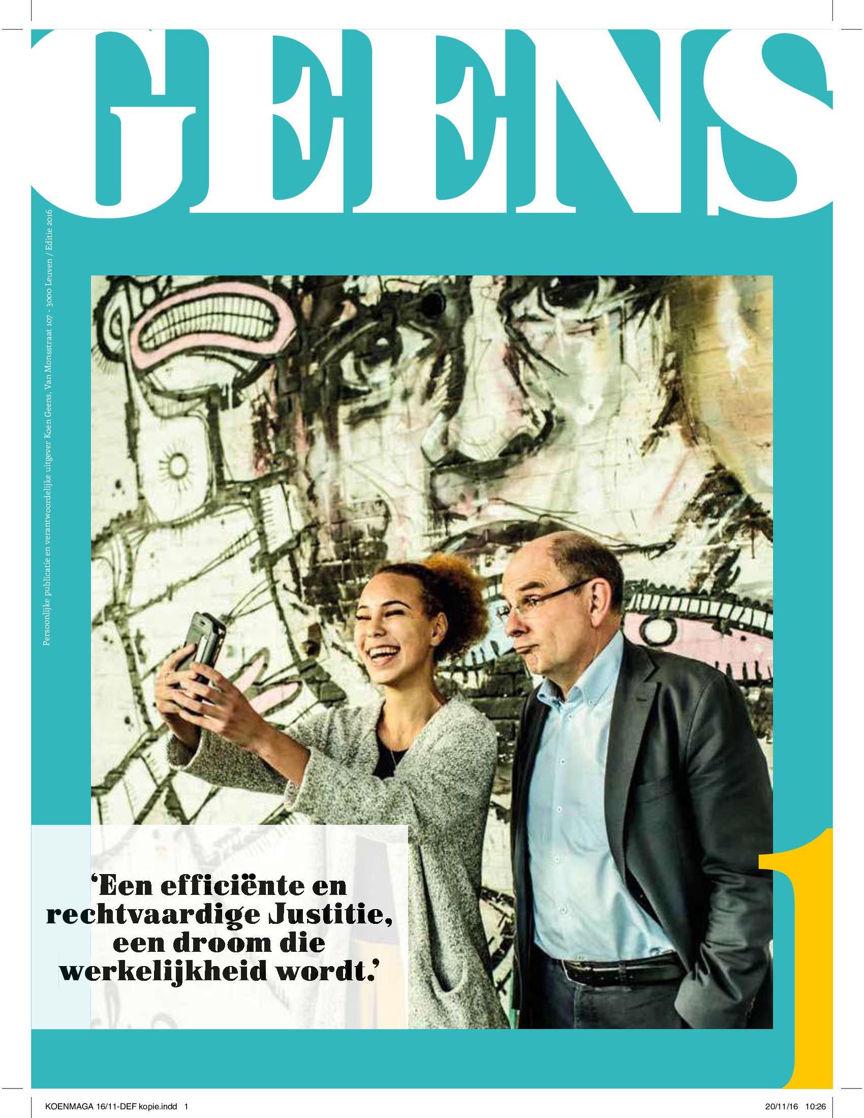 Geens Magazine