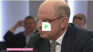 """Vicepremier Koen Geens over malaise bij CD&V: """"Ik heb een grote sense of urgency maar ik heb ook geduld"""""""