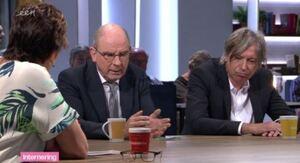 Debat rond internering met Walter Van Steenbrugge