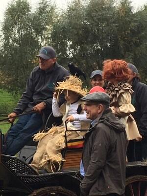 Vollezele in de ban van 'De Dag van het Brabants Trekpaard'