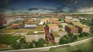 Raad van State geeft groen licht voor nieuwe gevangenis in Haren