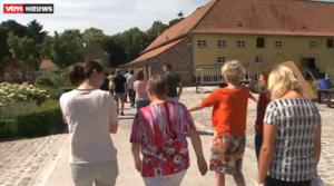 Exclusief bezoek van burgers aan de gevangenis van Ruiselede