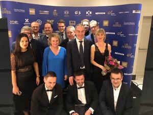 Crossborder-project bekroond op tweede editie van CPL Awards