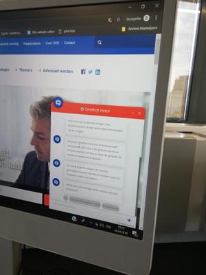 Wereldprimeur: Vlaamse balies lanceren chatbot om juiste advocaat te vinden