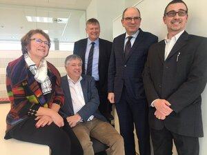 Antennes van Justitiehuis Brussel in Asse en Halle officieel geopend