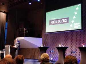 Conferentie over illegale drugsmarkten in Nederland en België