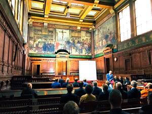 Les travaux de restauration et de rénovation du palais de justice sis Britselei à Anvers débuteront en novembre 2019