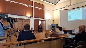 Visite de travail du Ministre de la Justice au palais de justice de Louvain : la justice se numérise progressivement