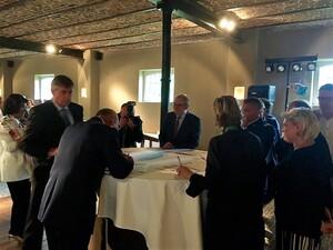 Ministers ondertekenen protocol over nieuwe politiezone