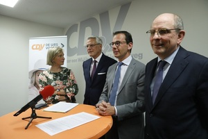 Wouter Beke vervangt Kris Peeters in de federale regering