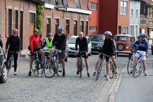 Geen(s) gewone fietstocht