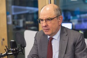 "Minister Geens: ""Kleinere bubbels, die"