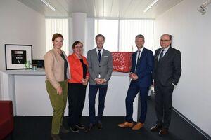 Leuvens bedrijf EASI valt alweer in de prijzen