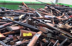 Il vous faudra prochainement enregistrer les armes à feu neutralisées
