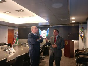 Les Etats-Unis impressionnés par la banque de données belge relative à la lutte contre le terrorisme