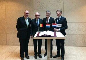 Les ministres de la Justice du Benelux améliorent l