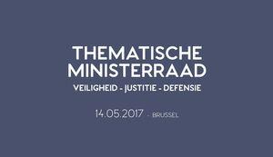 Thematische ministerraad