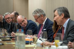 Eerste ministeriële conferentie tegen Belgisch-Nederlandse grensoverschrijdende criminaliteit