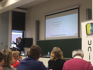 Le ministre de la Justice à Louvain-la-Neuve pour informer le secteur associatif