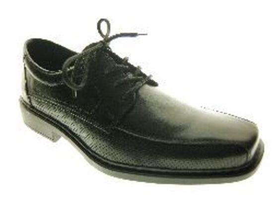 Rieker - Schoen - Leder - Zwart
