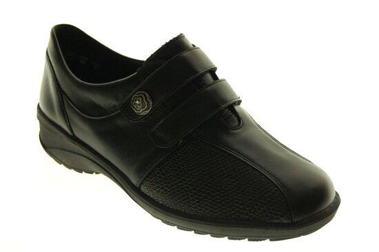 Solidus - Schoen - - Zwart