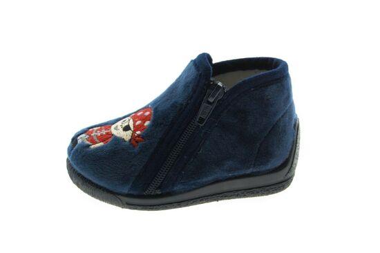 Bellamy - Pantoffel - Stof - Blauw