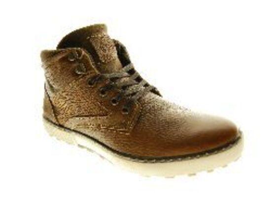 Bullboxer - Boots - Leder - Cognac